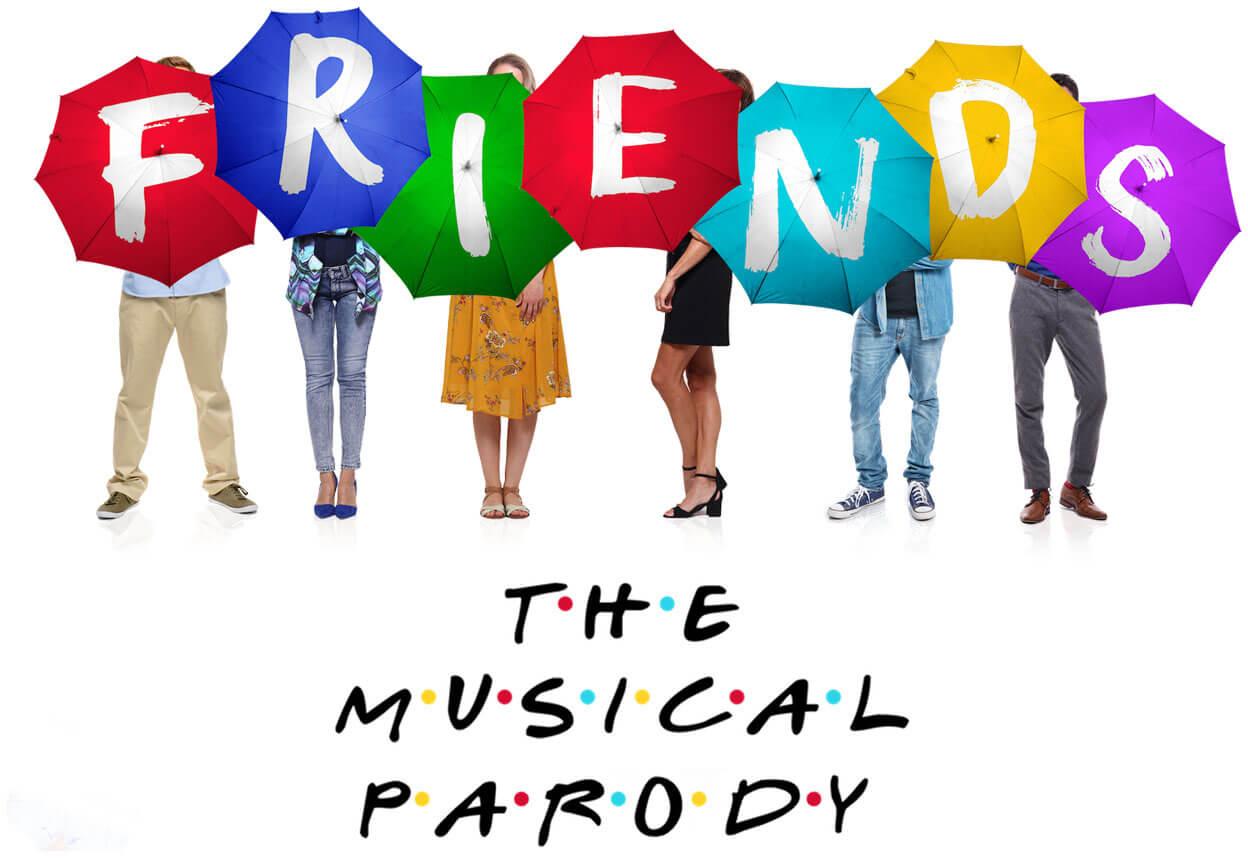 Friends Then Musical Parody